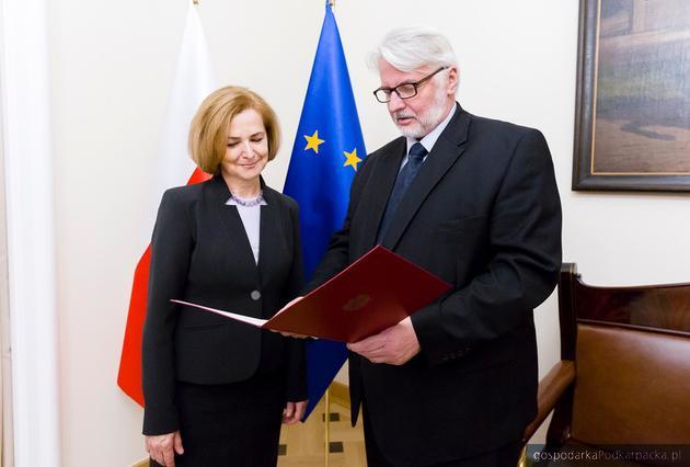 Jolanta Róża Kozłowska została ambasadorem w Wiedniu