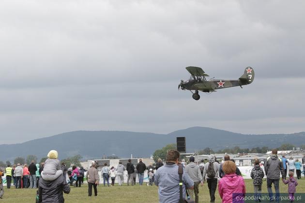 III Podkarpackie Pokazy Lotnicze w Krośnie