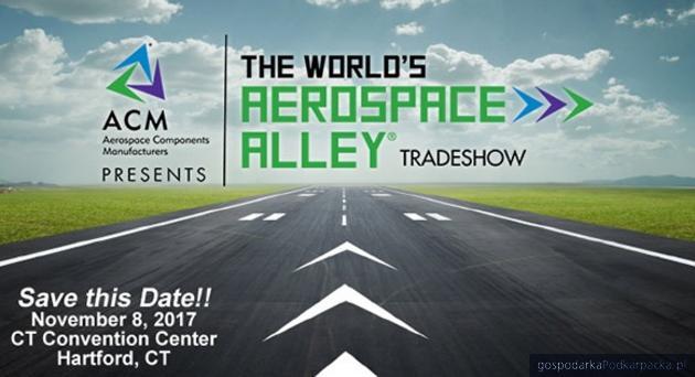 Misja gospodarcza do Hartford - targi Aerospace Alley Tradeshow Fair