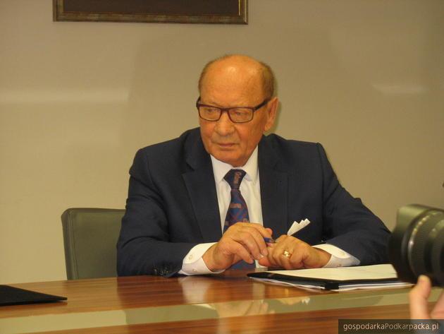 Prezydent Tadeusz Ferenc. Fot. Adam Cyło