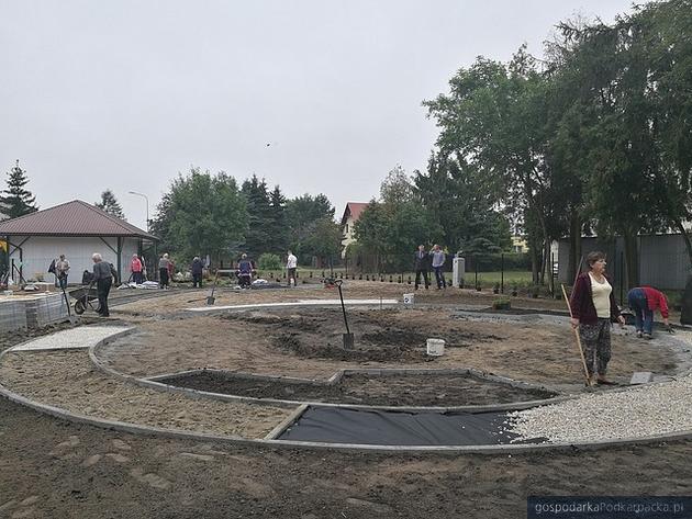 W Lubaczowie powstaje pierwszy ogród społecznościowy