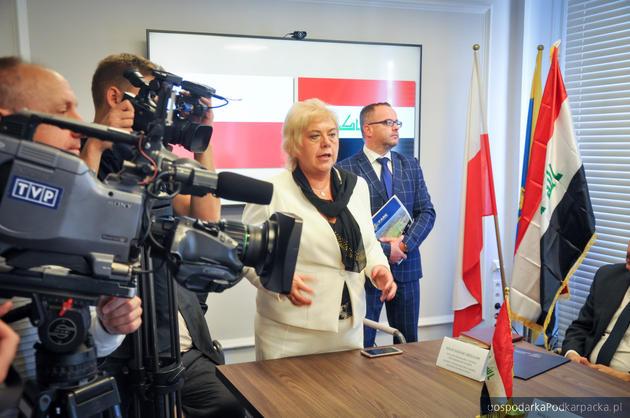 Powiat rzeszowski będzie współpracował z iracką Basrą