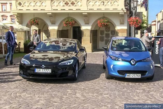 Czy w Rzeszowie powstanie samoobsługowa sieć elektrycznych aut do wynajęcia?