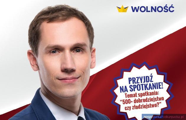 Konrad Berkowicz będzie w Rzeszowie