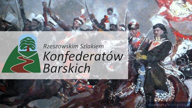 """""""Rzeszowskim Szlakiem Konfederatów Barskich"""" - historyczna gra miejska"""