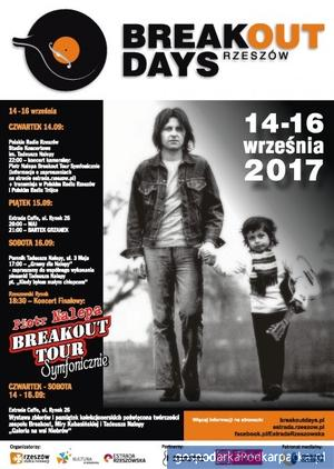 Festiwal Rzeszów Breakout Days już od 14 września