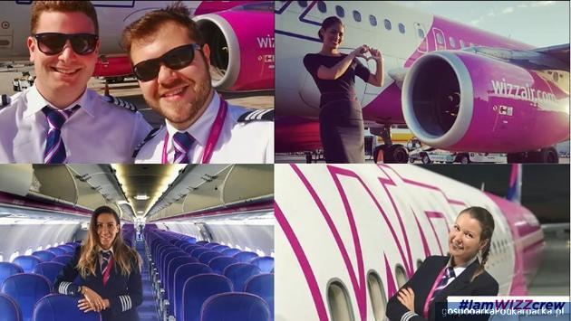 Wizz Air ogłasza kampanię rekrutacyjną