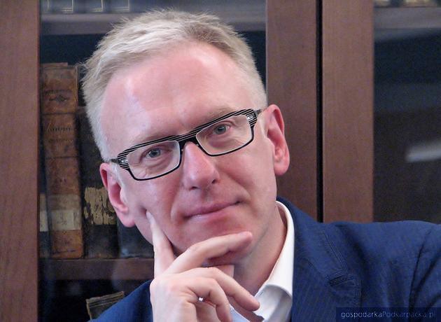 Mariusz Szczygieł. Fot. Wikimedia/Commons, 3.0 Ave Maria Mõistlik