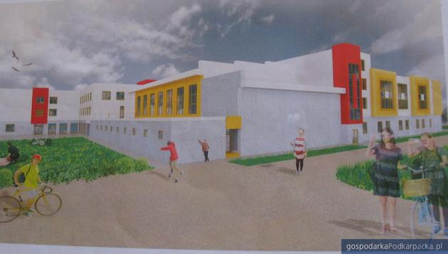 Szkoła ojców Pijarów w Rzeszowie - zobacz wizualizację