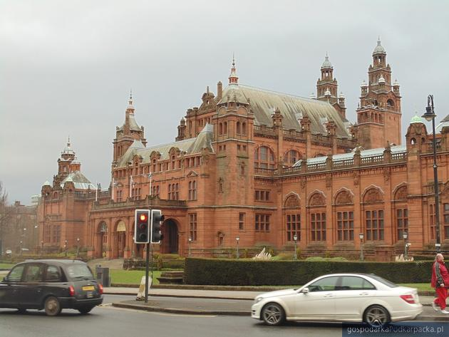Kelvingrove Art Gallery and Museum w Glasgow. Fot. Pixabay/CC0