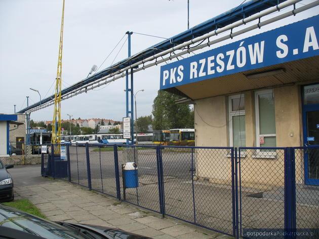 MKS Rzeszów kupi nowe autobus, gminy wyremontują drogi