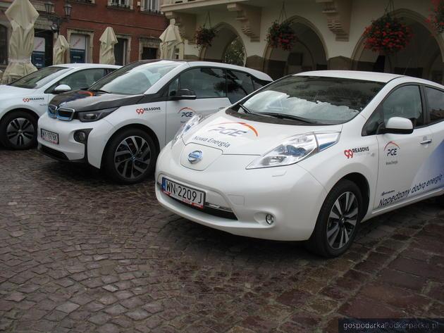Elektryczne auta i rowery w Rzeszowie? Będzie wypożyczalnia