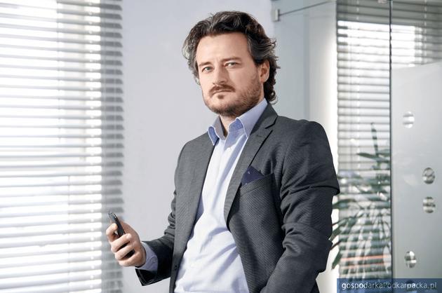 Dominik Kaznowski. Fot archiwum