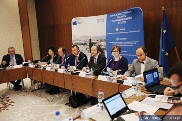 Obrady Komitetu Monitorującego Program PBU w Mińsku