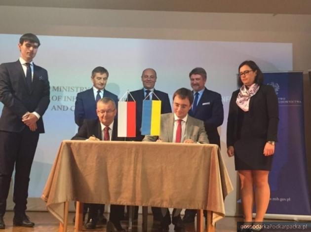 Polska i Ukraina będą współpracować przy budowie Via Carpatia