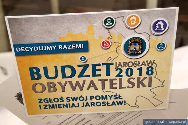 Budżet obywatelski Jarosławia podzielony