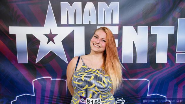 Rzeszowianka Magdalena Andres w Mam Talent