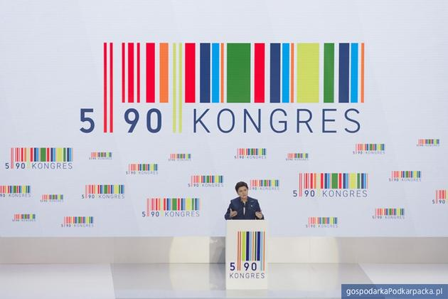 Premier Szydło na Kongresie 590: Zrealizowaliśmy większość zobowiązań