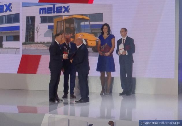 Melex z Nagrodą Gospodarcza Prezydenta RP