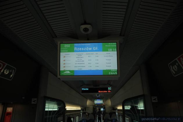Elf 2 – nowe pociągi  na podkarpackich torach