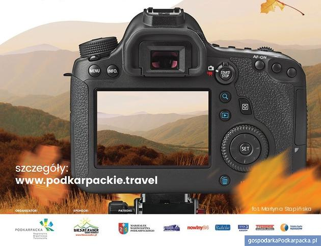 Fotografuj jesień na Podkarpaciu. Konkurs z nagrodami