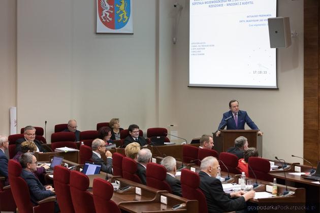 Projekt budżetu województwa na 2018 rok