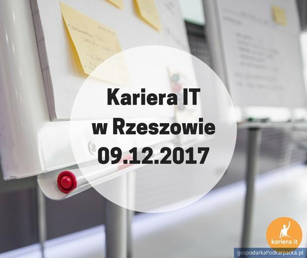 Targi pracy Kariera IT 2017 w Rzeszowie