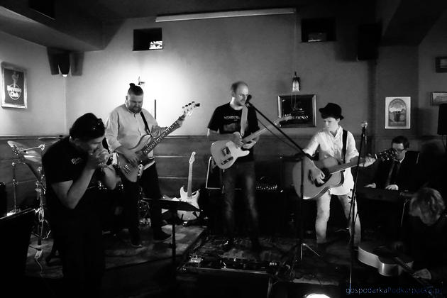 Bluesowe Mikołajki w Jameson Pub