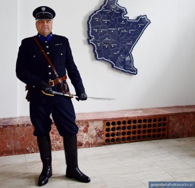 Józef Styczyński. Fot. Podkarpacka Policja