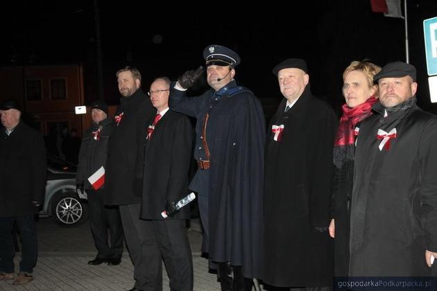 Obchody 99. rocznicy Odzyskania Niepodległości w Przecławiu. Fot. Urząd Miejski w Przecławiu