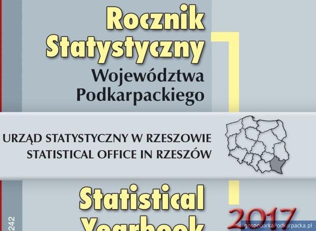 Rocznik Statystyczny Województwa Podkarpackiego 2017