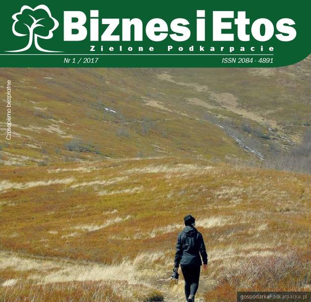 "Czasopismo ""Biznes i Etos"" - tym razem ekologia"