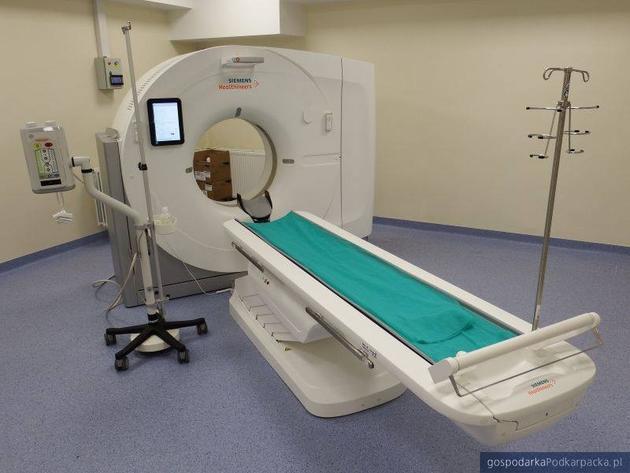 Nowoczesny tomograf komputerowy dla dębickiego szpitala