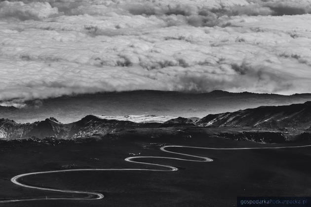 Etna, kilka tygodni przed wybuchem, fot. Marcin Walko