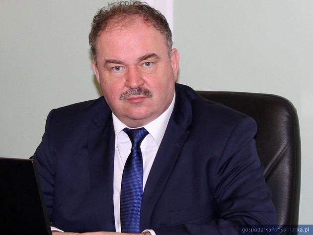 Piotr Pilch. Fot. Podkarpacki Urząd Wojewódzki