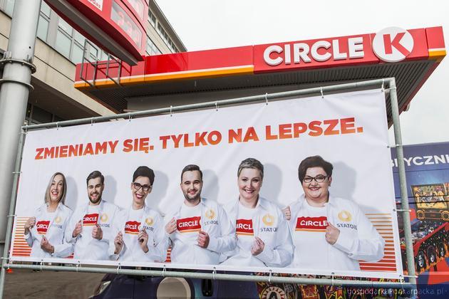 Stacja Statoil w Stalowej Woli zmienia nazwę na Circle K