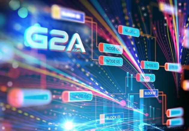 G2A.com inwestuje w technologię blockchain