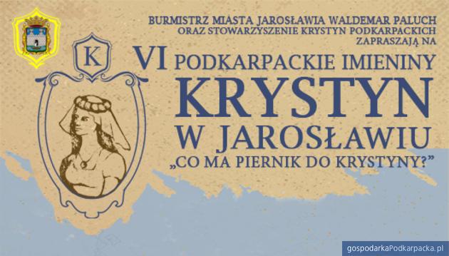 VI Podkarpackie Imieniny Krystyn już 17 - 18 marca 2018