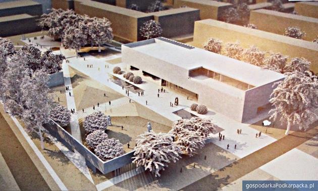 Baudziedzic rozbuduje Miejską Bibliotekę Publiczną SCK w Mielcu