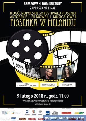 """Ogólnopolskiego Festiwalu """"Piosenka w Meloniku"""" 2018"""