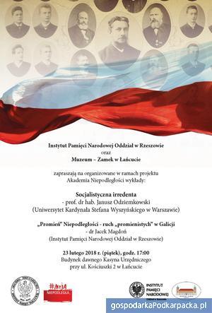 Podkarpacka Akademia Niepodległości - kolejne wykłady