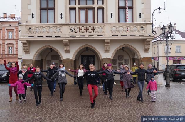 One Billion Rising w Rzeszowie