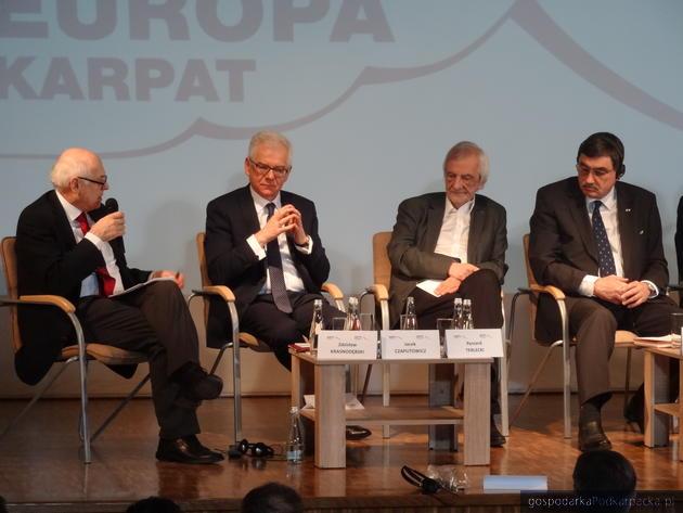 O przyszłości Europy i Unii Europejskiej w Przemyślu