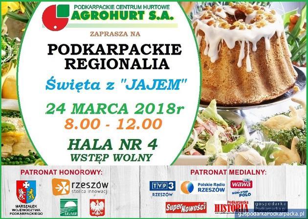 Podkarpackie Regionalia w Agrohurcie - Wielkanoc 2018
