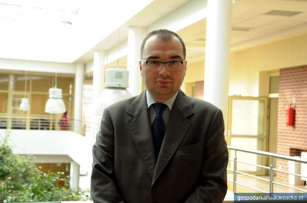 Prof. Czesław Kłak. Fot. WSPiA