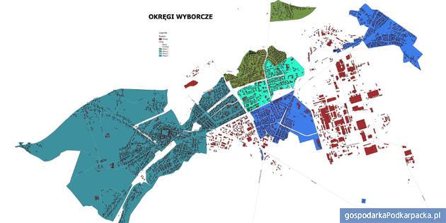 Nowe okręgi wyborcze w Stalowej Woli