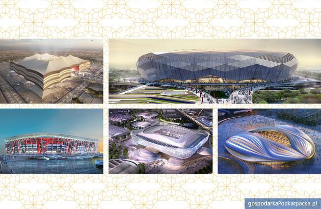 Krzesła na stadionach mundialu w Katarze
