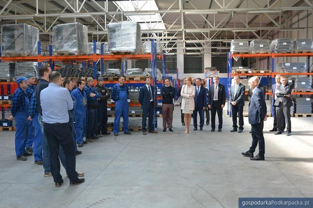 Stelspaw inwestorem w Parku Przemysłowym Gminy Leżajsk