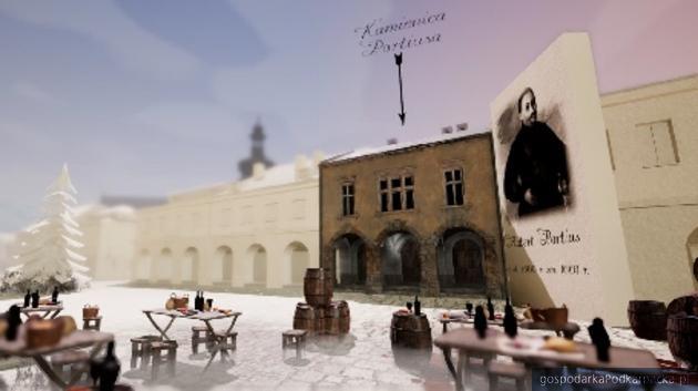 Kamienica Portiusa na krośnieńskim Rynku
