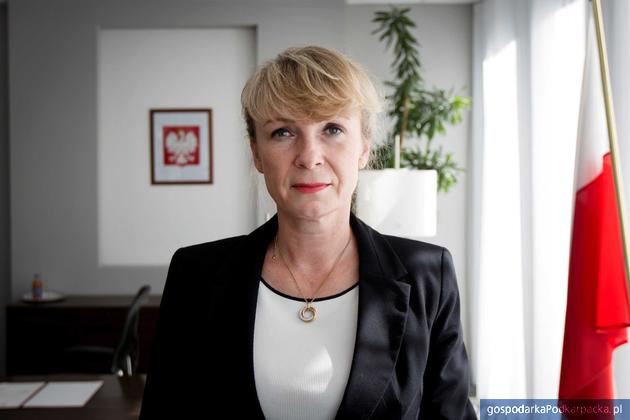 Renata Szczęch. Fot. MSWiA